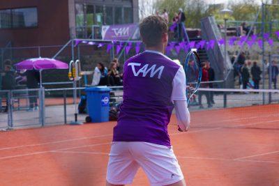 TAM selectie - Tennis en studeren